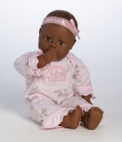My black baby doll